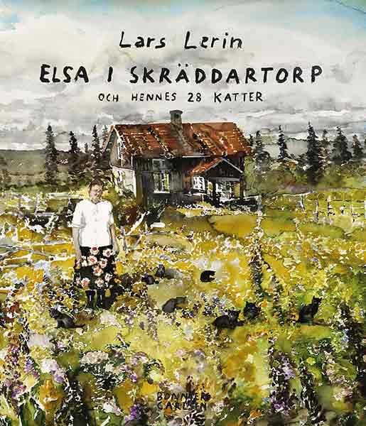 Bästa barnböckerna 2020, ålder 3 till 6 år: Elsa i Skräddartorp och hennes 28 katter