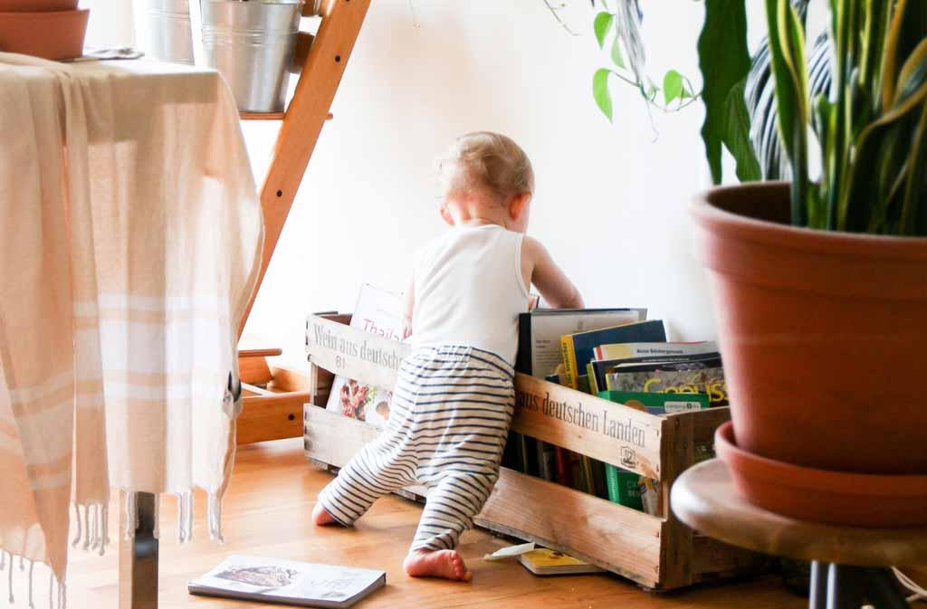 Ha alltid böcker nära till hands