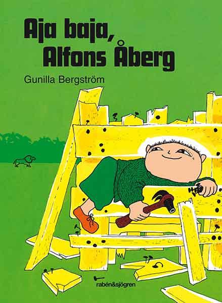 Alfons Åberg finns här i en berättelse som många barn kan känna igen sig i