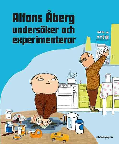 Alfons Åberg Undersöker och Experimenterar är en av de bästa böckerna för barn som är 5-år