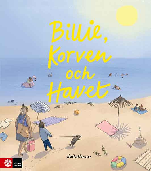 I boken Billie, Korven och Havet får din 5-åring utforska havet