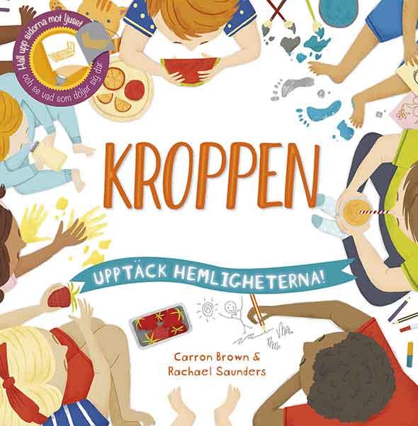 En av våra favoriter för den bästa barnboken för 5-åringar är Kroppen Upptäck hemligheterna