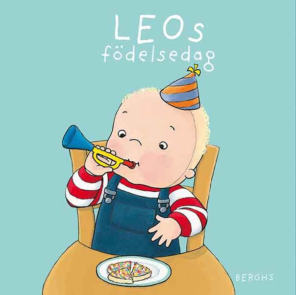 Leos födelsedag kommer med i listan på de bästa barnböckerna för 1-åringar