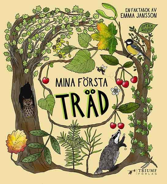 Boken Mina första träd är en av de bästa barnböckerna för 5-åringar