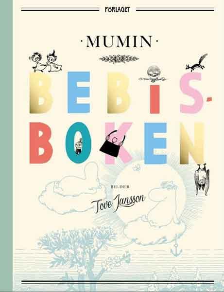Mumin bebisboken är en av våra favoriter för bästa barnboken för 2-åringar