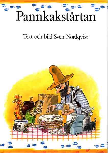 Pannkakstårtan är en klassiskt bra bok för 5-åringen