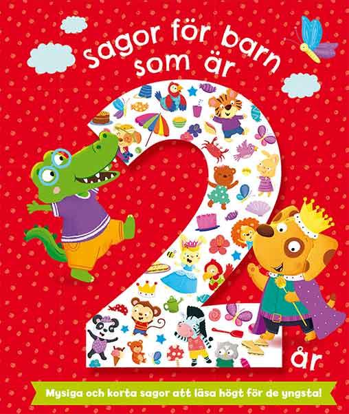 Mysiga små sagor för små barn hittar vi i boken