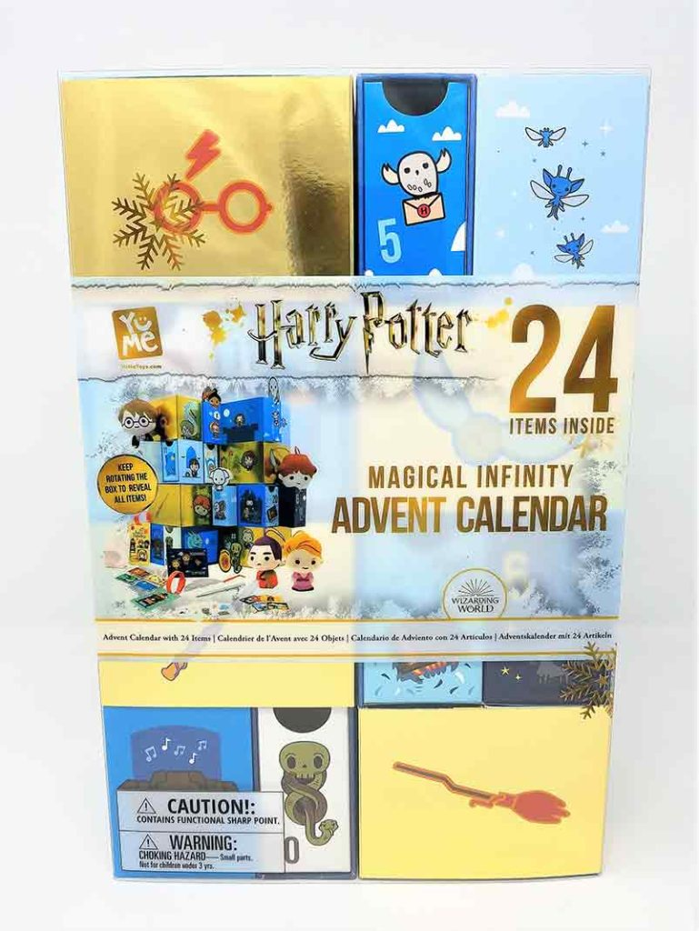 Adventskalender Harry Potter Deluxe