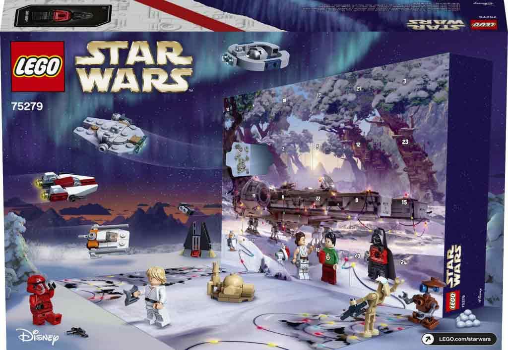 Adventskalender LEGO Star Wars