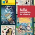 Bästa barnböckerna för 6-åringar
