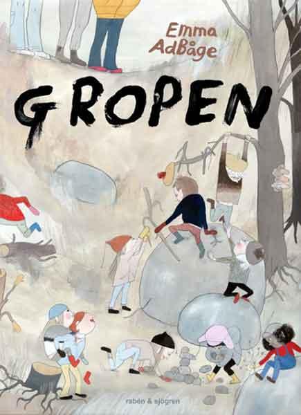 Gropen är en prisbelönt barnbok som passar barn som är 6 år